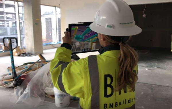 VisualLive MobiLive in use on BNB Seattle Asian Museum renovation