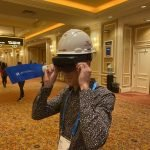 VDC' at Autodesk university first try of the VisuaLive HoloLens 2 AR system