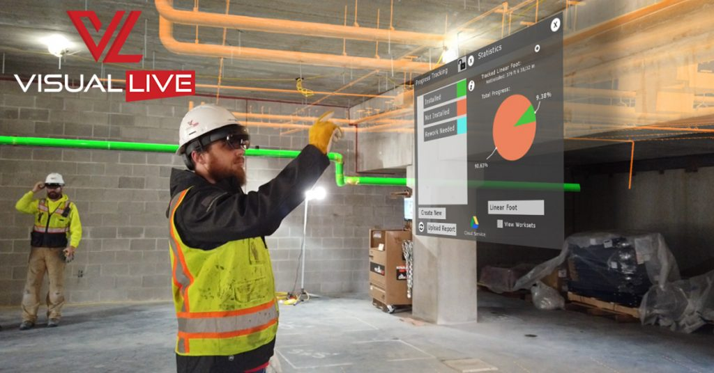 Advantage of Augmented Reality in Construction featured image