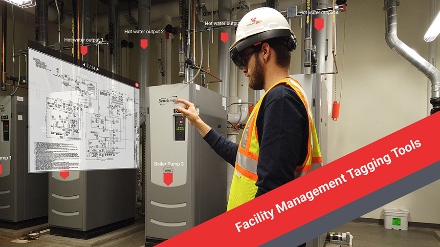 Facility Management Tools in Augmented Reality